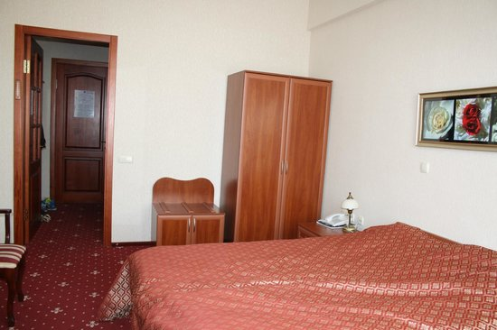 Hotel Ukraine: номер