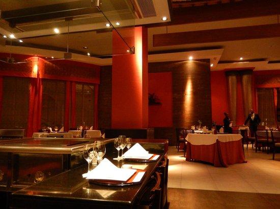 Iberostar Grand Hotel Rose Hall: restaurant