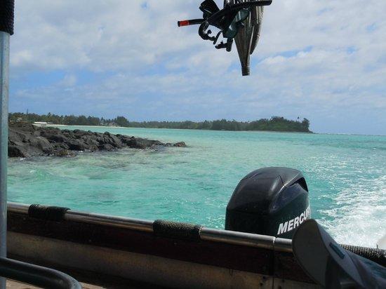 Koka Lagoon Cruises : paisaje barca