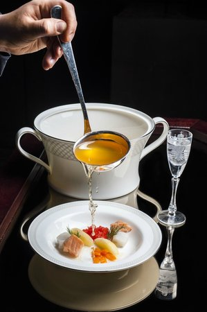 The Ritz-Carlton, Moscow: Cafe Russe dining
