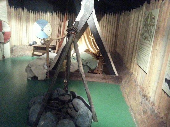 Dublinia: Experience Viking and Medieval Dublin: Camp Site