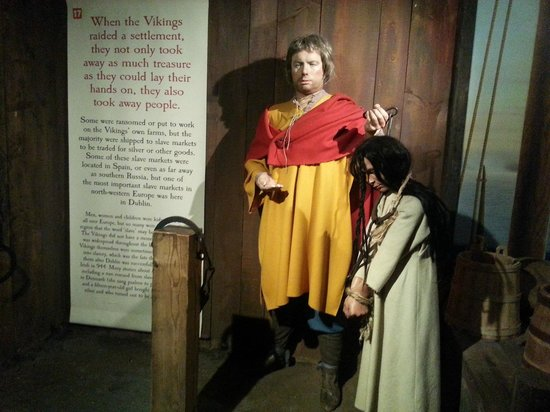 Dublinia: Experience Viking and Medieval Dublin: Early Settlers