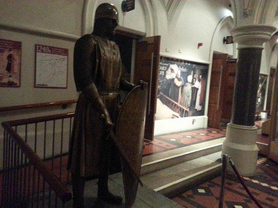 Dublinia: Experience Viking and Medieval Dublin: Armor