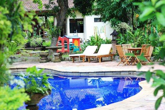 Rambutan Boutique Hotel : Kolam Renang