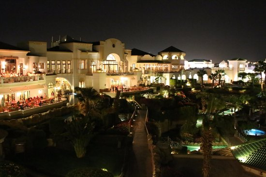 Sala Thai Restaurant: View of the resort