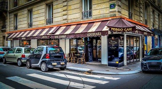 Pergo Cafe