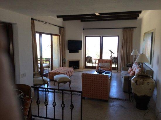 Las Ventanas al Paraiso, A Rosewood Resort: Our living room