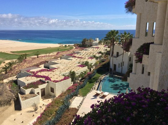 Las Ventanas al Paraiso, A Rosewood Resort: View from our second balcony