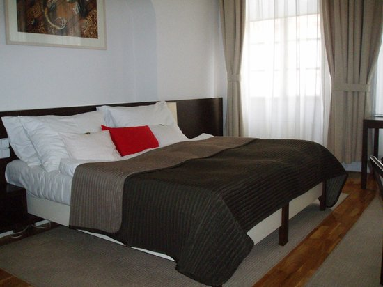 Domus Balthasar Design Hotel: Deluxe room
