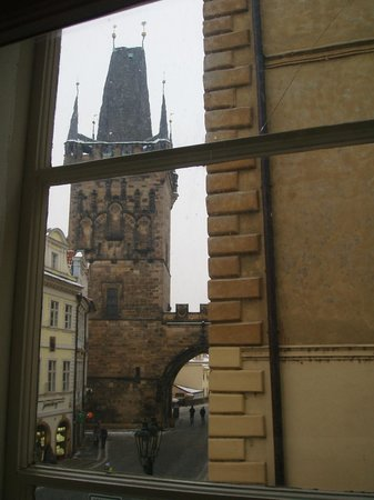 Domus Balthasar Design Hotel: View of Deluxe room