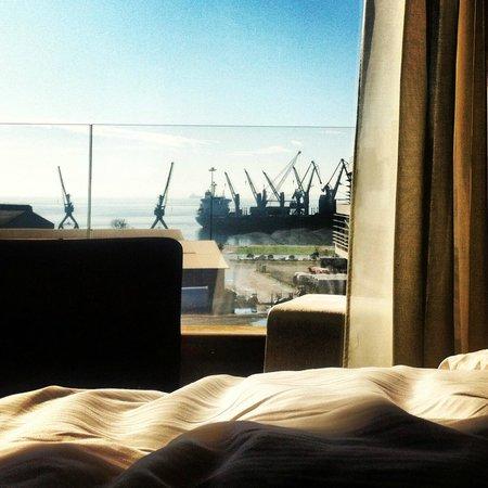 The Met Hotel: Θέα από το δωμάτιο!
