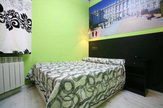 JC Rooms Puerta del Sol: Habitacion Palacio Real