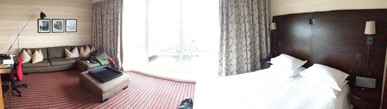 Hilton Amsterdam: 601