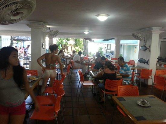 Hotel Playa : Завтрак