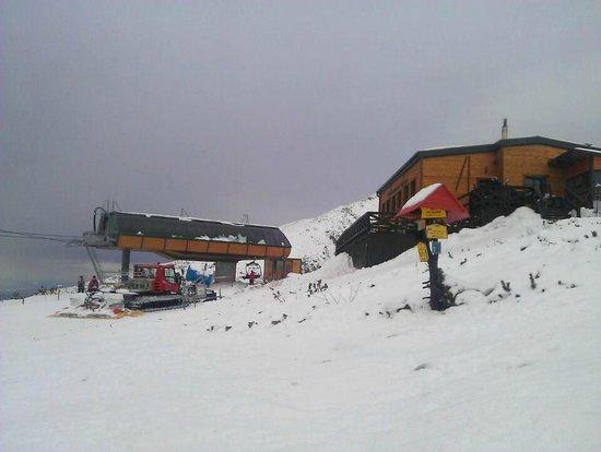Horska Chata pod Soliskom