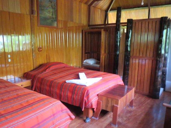 Ecoamazonia Lodge: Bedroom