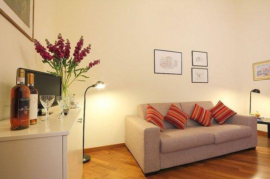 Relais Martinez Florence: apartment deluxe