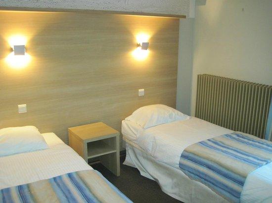 Hotel Sandeshoved : Chambre