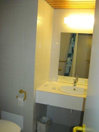 Hotel Sandeshoved : Salle de Bain