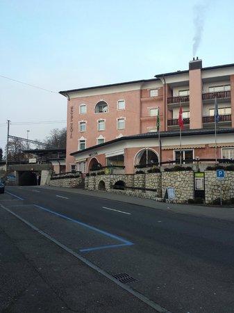 Hotel Uzwil: Hotel