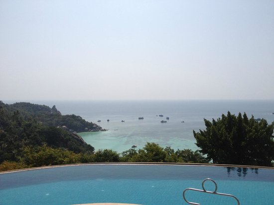 Ko Tao Resort: View from the Paradise Zone