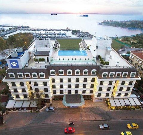 Wyndham Grand Istanbul Kalamis Marina Hotel : Wyndham Kalamis