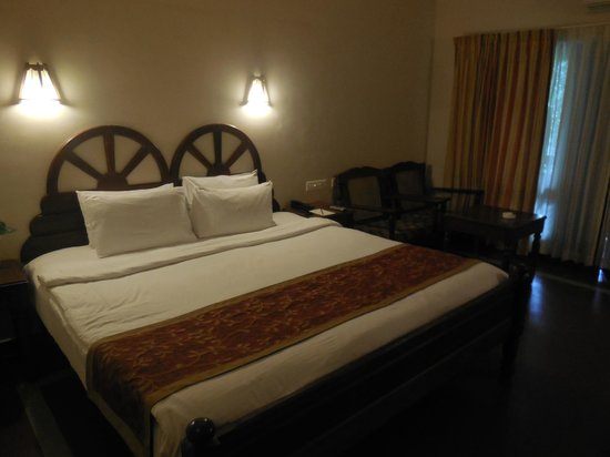 Greenwoods Resort: Room