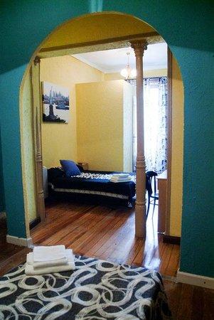12 Rooms: Habitacion Cuadruple