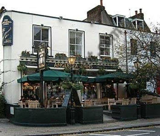 The anglesea arms for 15 selwood terrace south kensington london sw7 3qg