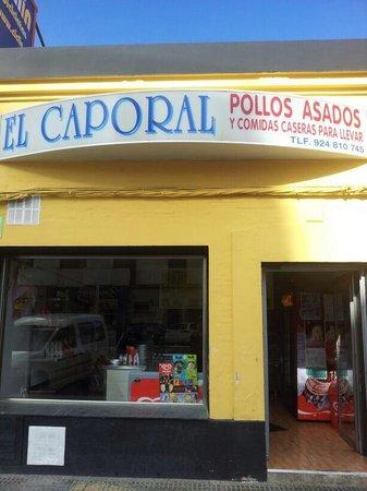 El Caporal