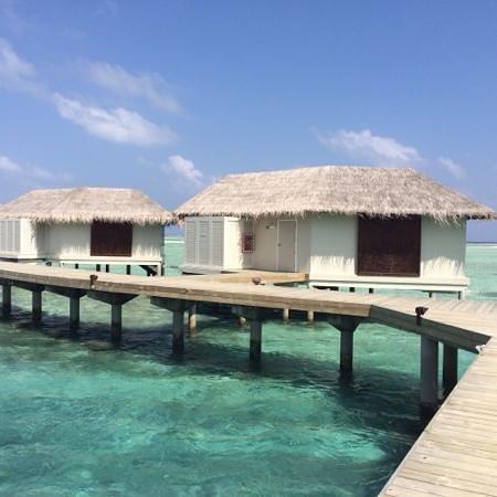 Cinnamon Dhonveli Maldives: our room (705)