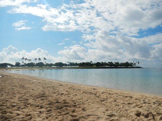 Ala Moana Beach Park: ゆったりした時間