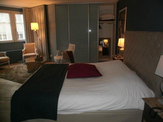 Le Kleber Hotel : comfort bed room 202