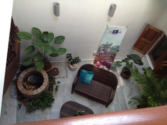 Airwell Area With An Old Well Picture Of Gingerflower Boutique Hotel Melaka Tripadvisor
