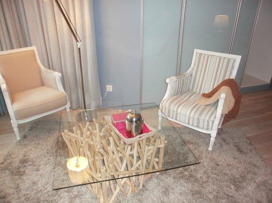 Le Kleber Hotel : The sitting room