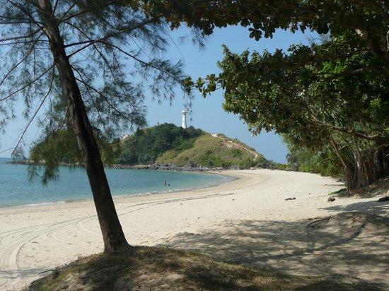 Mu Koh Lanta National Park: lighthouse beach