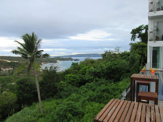 Tanawin Resort and Luxury Apartments: View