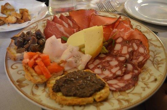 Trattoria Toscana Al Vecchio Forno: Trattoria al Vecchio Forno