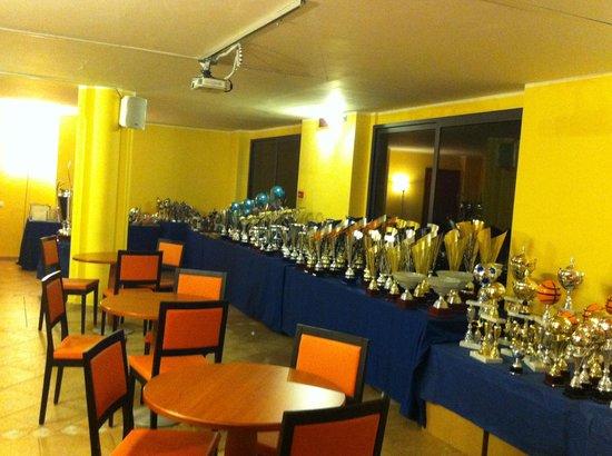 Hotel Dimora Adriana: show room
