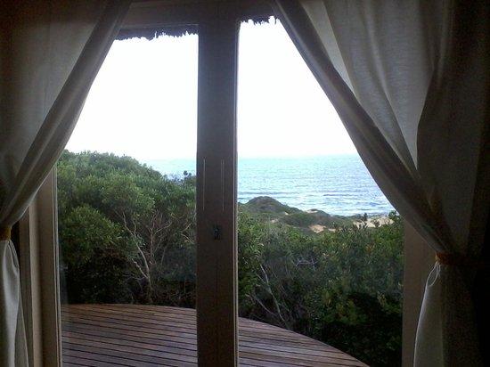Dunes de Dovela eco-lodge: Vista do quarto