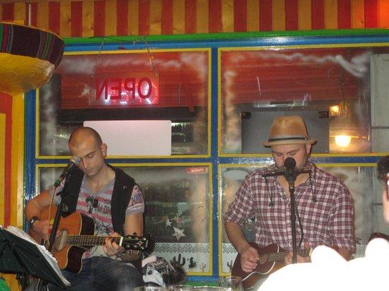 Mamacita's: Excellant band