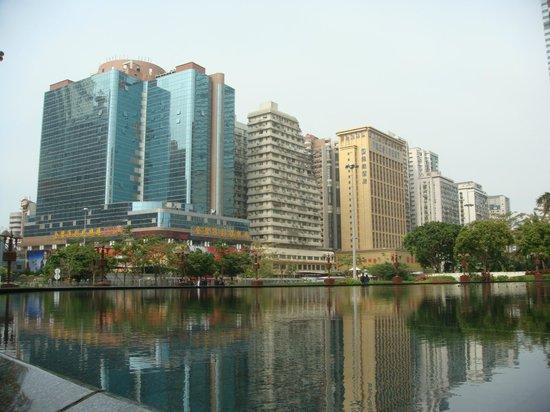 Wynn Macau: внешний вид отеля