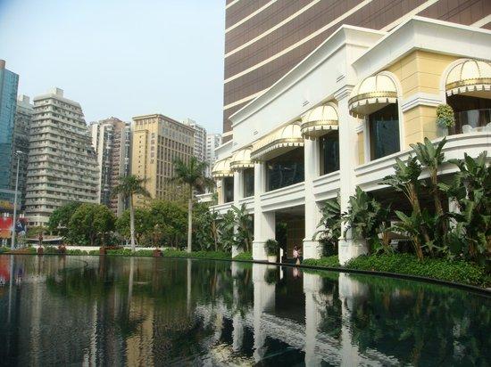 Wynn Macau : внешний вид отеля