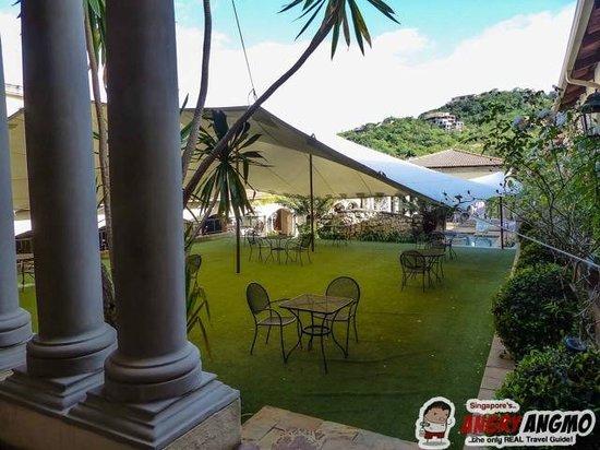 La Villa Vita Nelspruit : Lawn