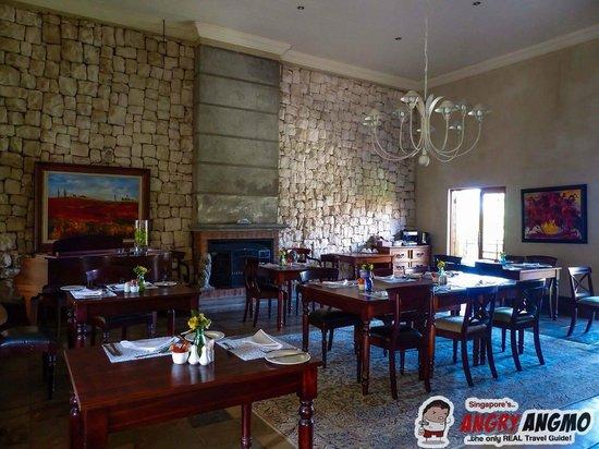 La Villa Vita Nelspruit : Bar Area