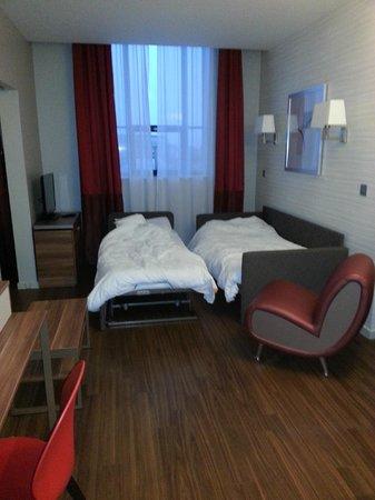 Aparthotel Adagio Liverpool City Centre: divano letto