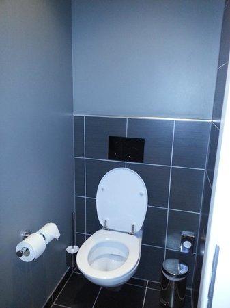 Aparthotel Adagio Liverpool City Centre: bagno