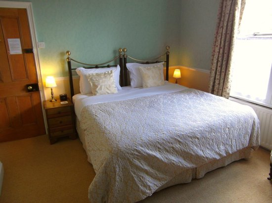 Anton Guest House Bed And Breakfast Shrewsbury