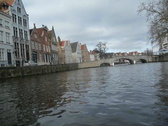 Boottochten Brugge : Canal
