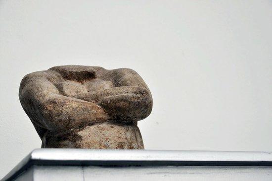 De Zandhof: sculpture